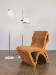 Frank Gehry Corrugated Cardboard Chair frank gehry wiggle furniture