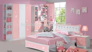 childrens pink bedroom furniture. Brilliant Toddler Bedroom Furniture Sets Dongguan Melamine Mdf Pink Girls Children With Regard To Childrens