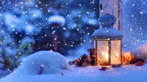 christmas snow hd. Delighful Christmas Christmassnowlantern4kultrahddesktopwallpaper In Christmas Snow Hd T