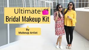 the ultimate bridal makeup kit ft akriti sachdev