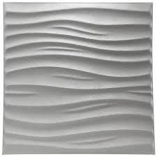a12000 leather 3d textured wall covering pu material panels wave wall 23 6x23 6