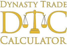 Dynasty Trade Value Chart July Home Dynasty Trade Calculator