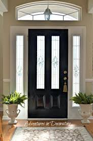 inside front door clipart. Black Front Door With Bronze Hardware Paint The For A Little Bit Of Drama Already Have My Red Painting Metal Inside Clipart D