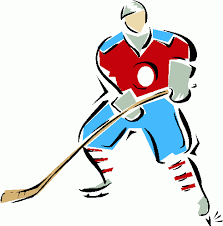 Image result for hockey clip art