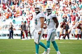 Dolphins Lose To Redskins On Failed 2 Point Conversion The