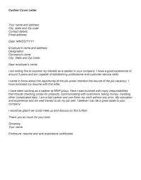 cover letters for cashiers cover letter for cvs cashier korest jovenesambientecas co