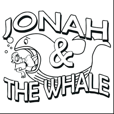 gallery of jonah and the whale coloring page free printable jonah and the whale coloring pages fresh delivered