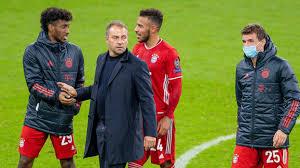 Das kündigte er nach dem auswärtssieg gegen wolfsburg an. Fc Bayern Flick Hort Am Saisonende Auf Mochte Aus Vertrag Raus Transfermarkt