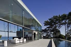 Amazing Home Minimalist Modern Glass Exterior Design Toobe8 Luxury ...