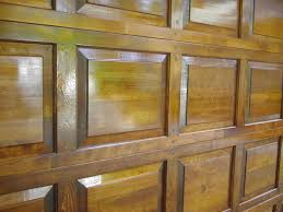 wood garage door panelsWood Garage Door Panels Ideas  John Robinson House Decor