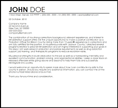 Parole Officer Cover Letters Magdalene Project Org