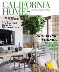 Kitchen And Bath Magazine California Homes Summer 2016 By California Homes Magazine Issuu