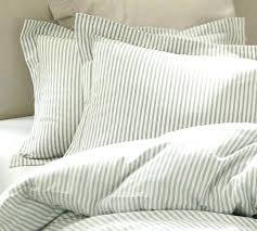 amazing ticking stripe quilt quilting ticking stripe quilt remodel percale satin stripe duvet cover king blue