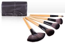 up to 84 off 12 piece or 24 piece makeup brush
