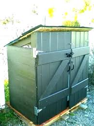 trashcan holder garbage can holder outdoor trash storage bins plans trash can holder cabinet diy wooden double trash can holder