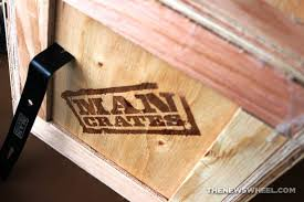 man crates free shipping. Beautiful Crates Man Crates NASCAR Barware Crate Review Unboxing Contents Dale Earnhardt Jr  Wood Package Inside Free Shipping