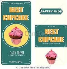 Free Cupcake Menu Template Enersaco