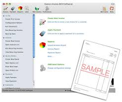 Invoice Free Downloads Express Invoice Professional For Mac Free Download And Software