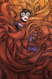 had some time over the weekend to do some just for fun drawing so medusa i ve been crazy about the inhumans since i first saw them on the fantastic four