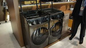 samsung washer and dryer. samsung flexwash + flexdry laundry system release date, price and specs - cnet washer dryer