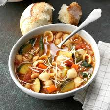 inspired by minestrone