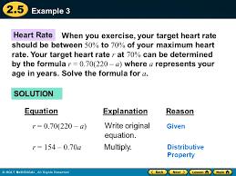 equation of maximum heart rate jennarocca