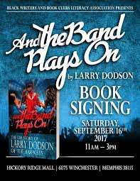 book signing flyer upcoming events larry dodson of the bar kays book signing i love