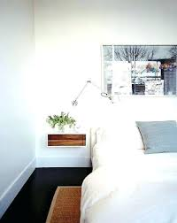 diy floating nightstand with drawer a modern tiny floating nightstand with stained wood drawer for chic diy floating nightstand with drawer