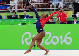 Image Tumbling Us Gymnast Simone Biles Competes In The Qualifying For The Womens Floor Event Of The Artistic Gymnastics During The 2016 Olympic Games In Rio De Janeiro Gymnastics Facts 101 Gymnastics Code Of Points Decrees You Must play Character
