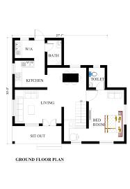 27x30 house plan
