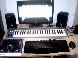 innovative est home studio desk ever ikea ers ikea ers regarding studio desk setup
