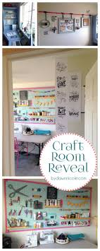 craft room office reveal bydawnnicolecom. craft room office reveal bydawnnicolecom o