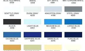Interlux Paint Chart Interlux Brightside Interlux Brightside Polyurethane