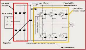 electrical engineering world variable frequency drive circuit diagram click here