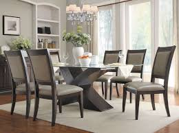 popular of round glass dining room table furniture country style round glass dining table and 4