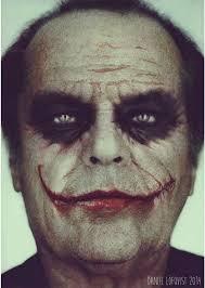 how to create heath ledgers joker makeup from batman
