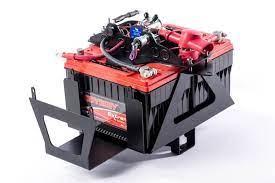 rhd jk dual battery kit genesis offroad