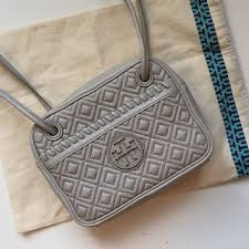 44% off Tory Burch Handbags - Tory Burch Marion Quilted Cross Body ... & M_55a70971ec546477ea000a6c Adamdwight.com