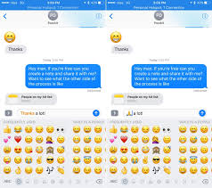 emoji text how to replace text with emojis in messages in ios 10
