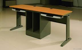elegant dual computer desk for home or office office furniture home design designs ideas china office desk ep fy