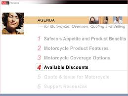 41 agenda motorcycle coverage options motorcycle features safeco s appetite benefits available s quote issue for motorcycle