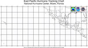 Hurricane Tracking Chart Hurricane Tracking Chart East Pacific Map Pozo De Cota