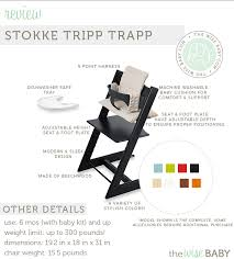 stokke tripp trapp review the wise baby