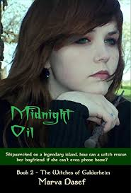 <b>Midnight Oil (The</b> Witches of Galdorheim Book 2) - Kindle edition by ...
