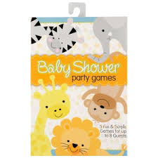 DollarTree.com | Baby Shower Party Game Books