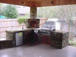 kitchens with fireplace outdoor kitchen with round attached fireplace kitchens fireplaces