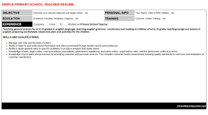 english resumes school social worker cv letters resumes templates