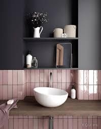 Artisan Equipe Ceramicas Bad Badezimmer Rosa Badezimmer Und