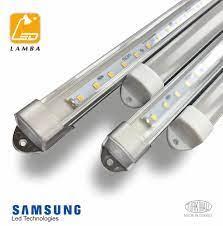 Lambaled Mutfak Tezgahı Led Aydınlatma Beyaz Işık - 100cm