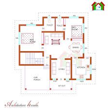 1700 square foot house plans best of 2 bedroom house plan kerala floor plans for 1100 sq ft home 59